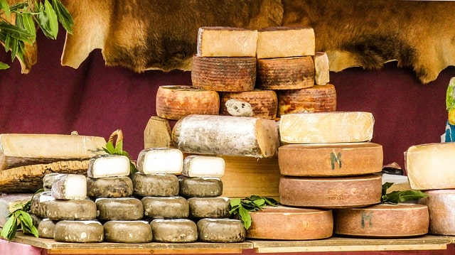 Photo of Les 5 Fromages AOP D'Auvergne