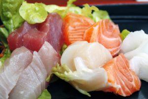 Poisson Cru Cuisine Japonaise