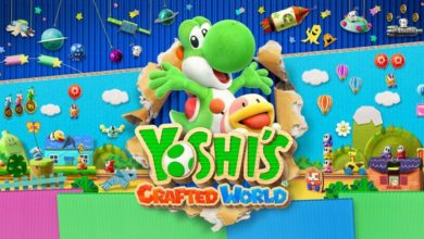 Photo of Yoshi sur Nintendo Switch : Yoshi's Crafted World