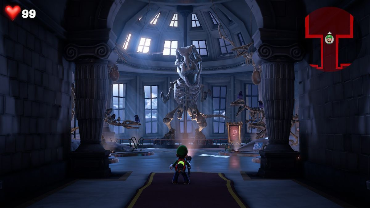 Test Luigi Mansion 3 Switch 2