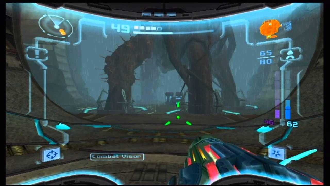 Metroid Prime 2 Echoes Ecran