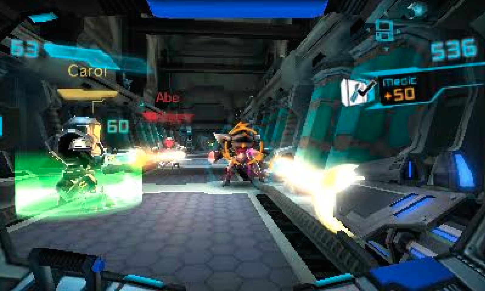 Metroid Prime Federation Force Nintendo 3ds Ecran