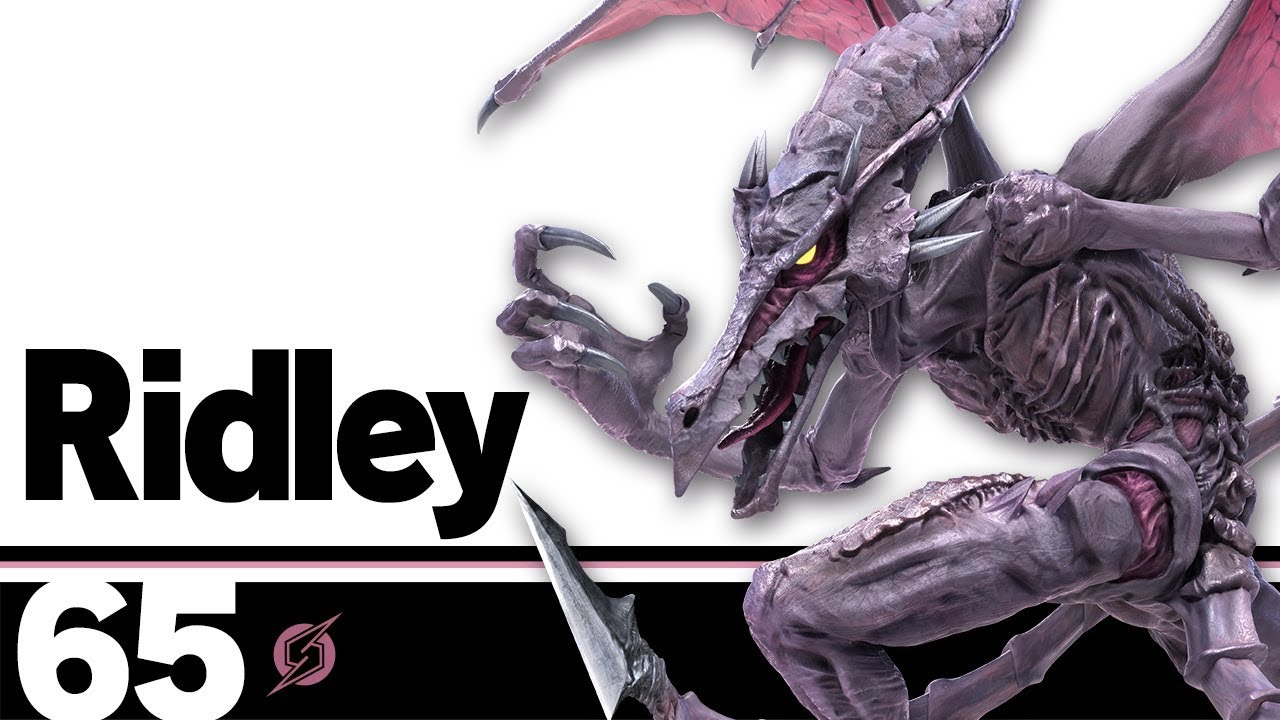 Ridley Chef Des Pirates Smash Bros Ultimate