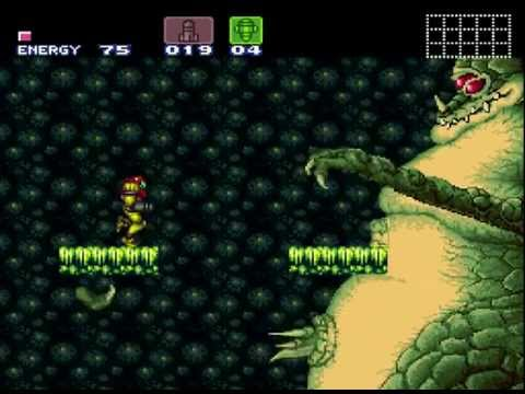 Super Metroid General Kraid