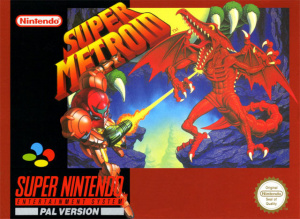 Super Metroid Snes