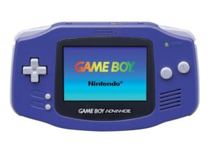 Console Gameboy Advance