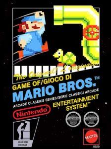Nintendo Nes Mario Bros Nes