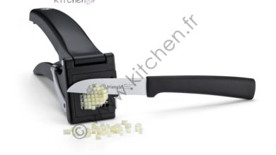 Photo of Les outils de cuisine de chef TRIANGLE