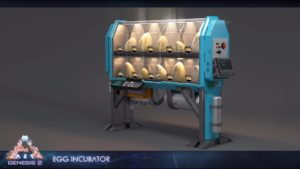 Egg Incubator Ark Genesis Part 2