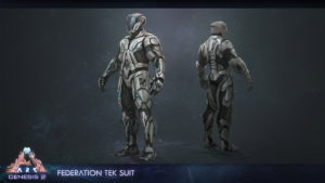 Federation Tek Suit Ark Genesis Part 2