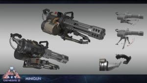 Minigun Ark Genesis Part 2