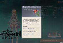 Photo of Chrysanthème à aubes: Emplacement et Utilité | Genshin Impact