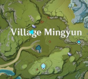 Trouver Jade Noctiluque Village Mingyun