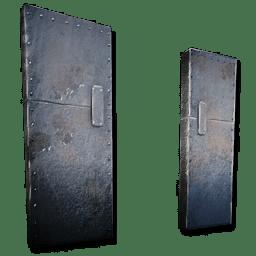 Ark Cadre Porte Metal