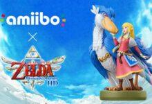 Photo of Amiibo Zelda Skyward Sword HD pour Nintendo Switch