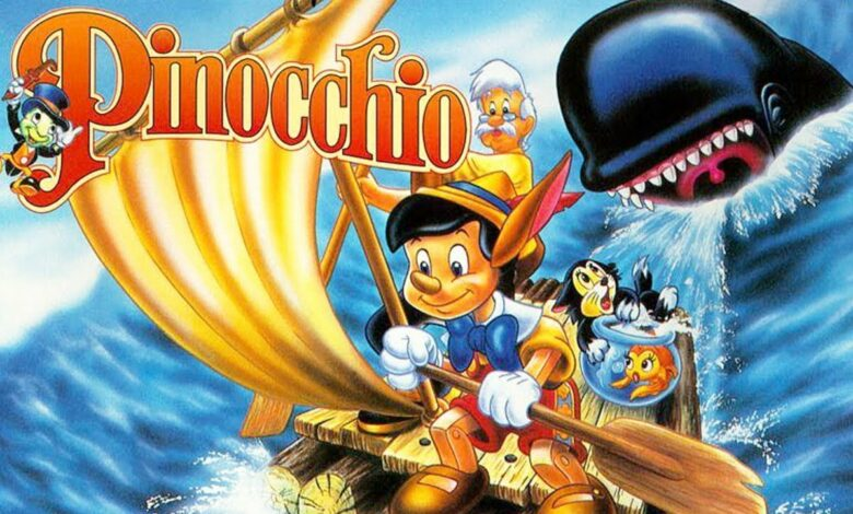 Pinocchio Super Nintendo Avis Test Gameplay Scenario
