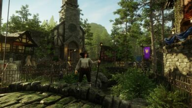 Photo of New World : Métiers, Classes, Factions, Housing et GamePlay